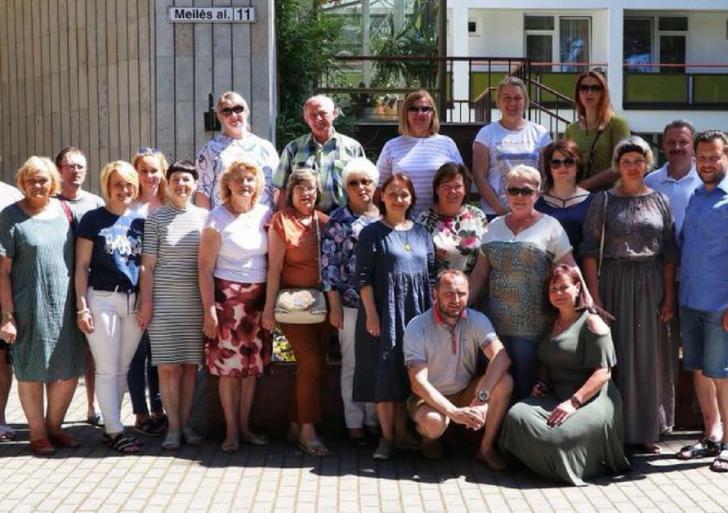 """VVG """"Pajūrio kraštas"""" priėmė svečius iš Vilniaus rajono vietos veiklos grupės"""