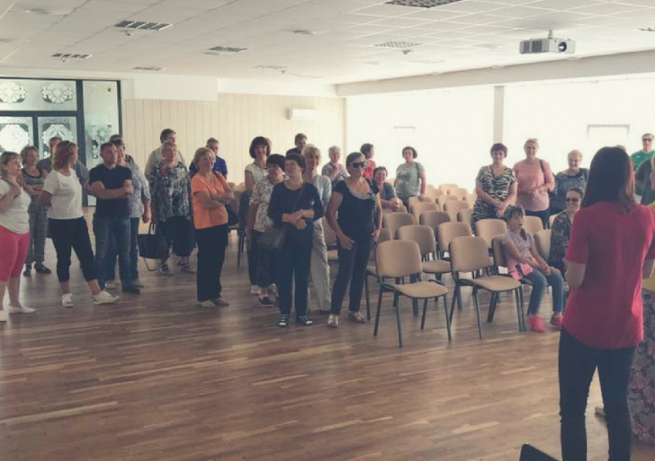 Svečiuose Varėnos krašto VVG bei bendruomenės