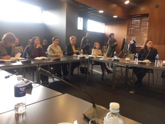 Rugsėjo 26 d. įvyko pirmasis VPS administruojančių VVG darbuotojų ir Nacionalinės mokėjimo agentūros (NMA) specialistų darbinis susitikimas