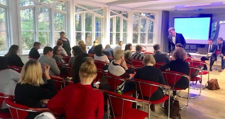 """VVG """"Pajūrio kraštas"""" VPS administracija dalyvavo Klaipėdos regiono turizmo ir žemės ūkio sektorių plėtros studijos rengimo susitikime – strateginėje sesijoje"""
