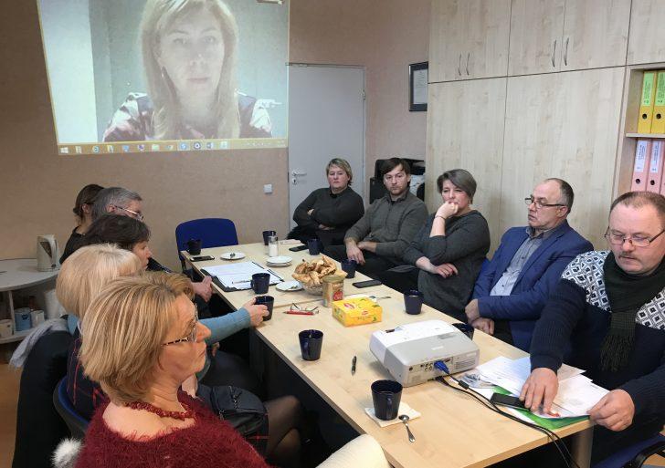 Sausio 16 d., vyko trys vietos projektų atrankos komiteto (PAK) posėdžiai