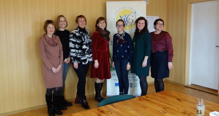 Kovo 21 d. vyko Klaipėdos apskrities Vietos veiklos grupių administracijų darbuotojų susitikimas