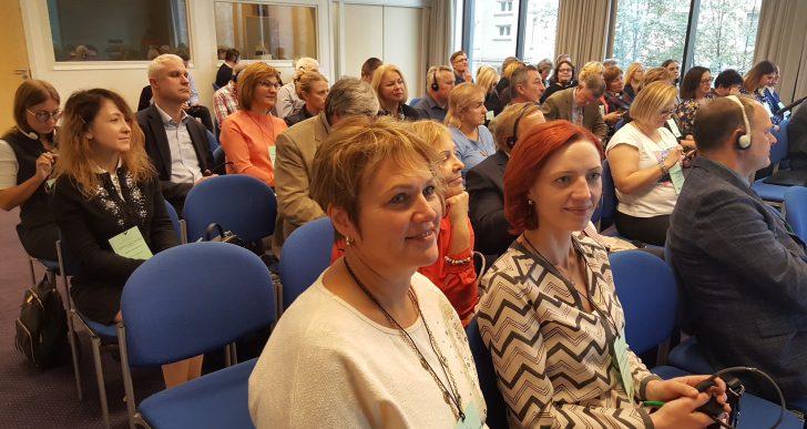 """VVG """"Pajūrio kraštas"""" administracijos darbuotojos dalyvavo konferencijoje """"LEADER vakar, šiandien, rytoj"""""""
