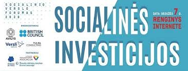 Socialinio verslo forumas